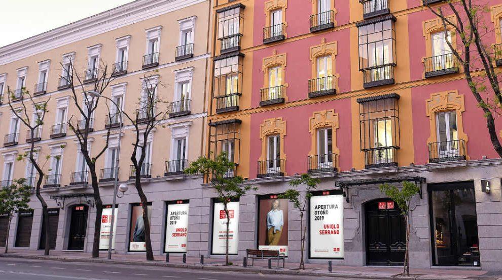 Futura tienda Uniqlo en Madrid