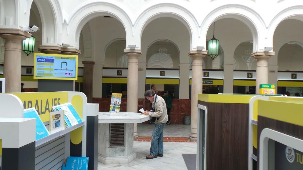 Oficinas de Correos (Foto: Correos)