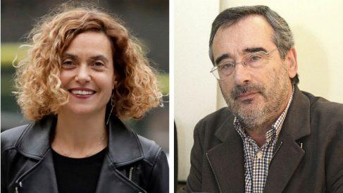 Mertixell Batet y Manuel Cruz son los candidatos del PSOE a presidir el Congreso y el Senado, respectivamente