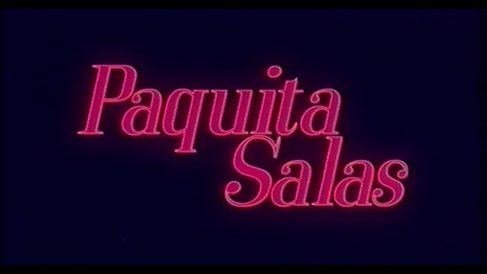 Cabecera de Paquita Salas de Netflix cantada por Isabel Pantoja para la temporada 3