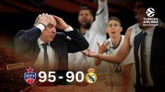 El Real Madrid perdió nuevamente una ventaja obscena en un gran partido.
