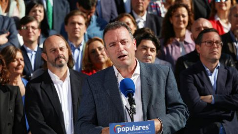 Daniel Portero, presidente de Dignidad y Justicia