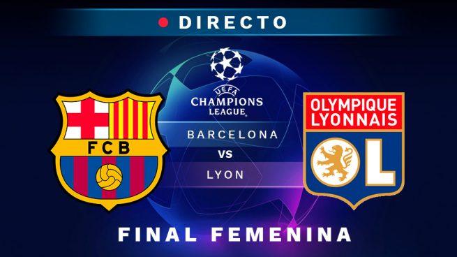 Barcelona Olympique Lyon