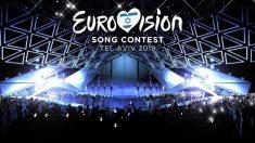 El escenario de 'Eurovisión' preparado para la final
