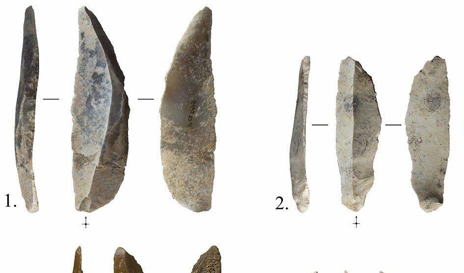 Hallan herramientas de caza de hace 40.000 años en una cueva de Calafell (Tarragona) @EP