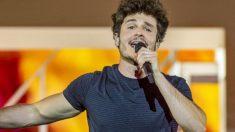 Miki será el último en actuar en la final de 'Eurovisión'