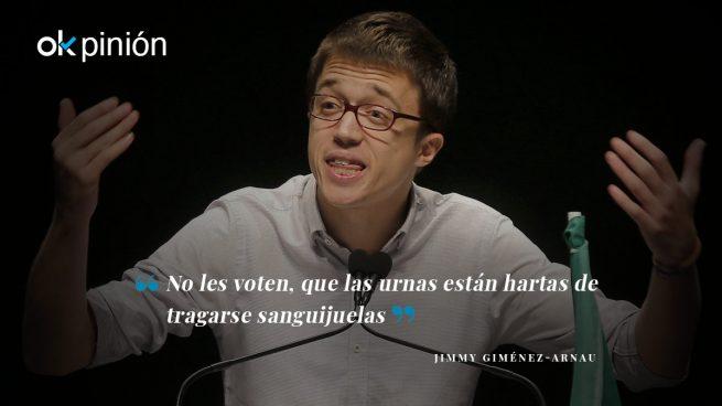 Tintín Errejón y sus gatillazos
