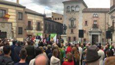 Presentación del programa de VOX Madrid.
