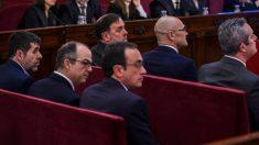 Procesados en el Tribunal Supremo por el 1-O @ EP