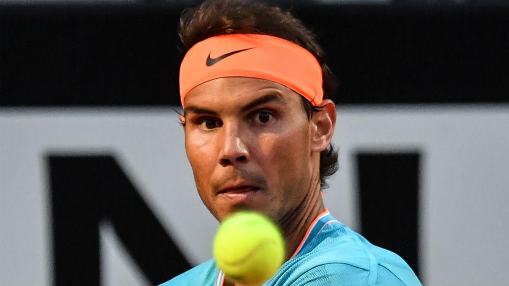 Masters 1000 de Roma: Rafa Nadal – Fernando Verdasco   Paritdo de tenis hoy, en directo. (AFP)