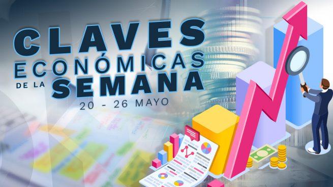 Desde las actas de la Fed hasta el PMI de la eurozona: las claves económicas del 20 al 24 de mayo