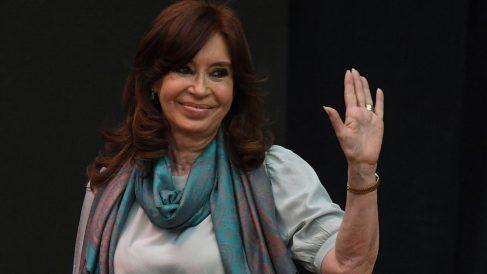 La senadora y expresidenta argentina Cristina Fernández de Kirchner ha anunciado este sábado que será la candidata a vicepresidenta. Foto: AFP