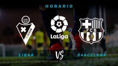Eibar – Barcelona, jornada 38 de la Liga Santander.