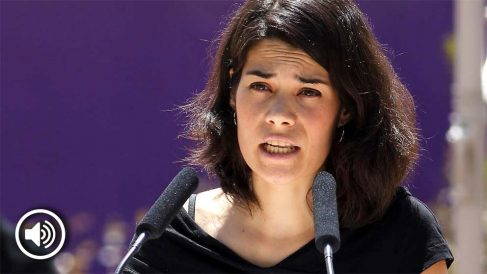 Las declaraciones de Isa Serra a la Cadena Ser.