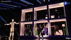 Miki actuación 'Eurovisión 2019'
