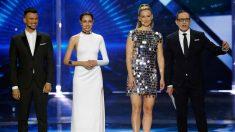 Presentadores 'Eurovisión 2019'