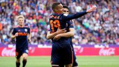 El Valencia jugará la fase previa de la Champions League. (EFE)