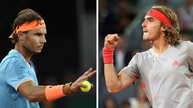 Rafa Nadal vs Tsitsipas: Resultado y resumen de la semifinal del Masters de Roma