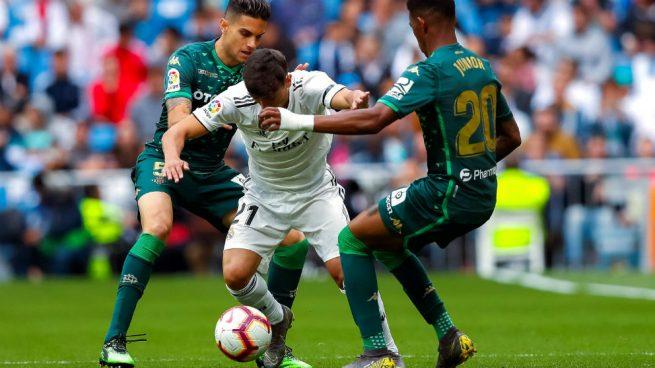 Real Madrid vs Betis: Resultado, resumen y goles (0-2)