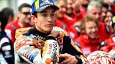 Marc Márquez en el GP de Francia. (AFP)