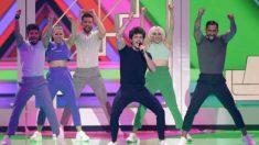Miki 'Eurovisión 2019'