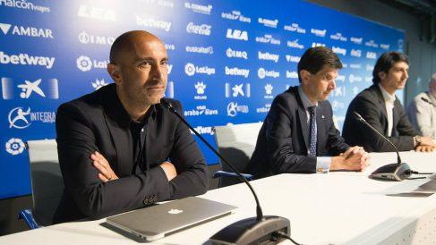 Abelardo se despide del Alavés en rueda de prensa (@Alaves)