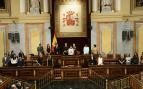 España se convierte este martes en el sexto país del mundo con más mujeres en su Congreso