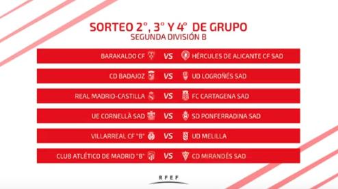 Playoffs de ascenso a Segunda: Racing – Atlético Baleares y Fuenlabrada – Recreativo