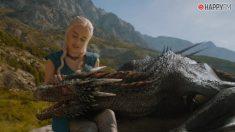 Daenerys y su drogo