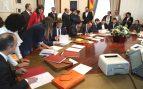 El Parlament aprueba dar una ayuda de 13.000 € a Junqueras y de 900 a Jordi Sánchez