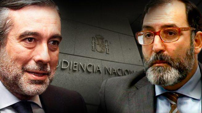 Jueces y fiscales denuncian que el CGPJ mantenga a Eloy Velasco y Enrique López en la Audiencia