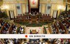Congreso de los Diputados, en directo: Última hora de la constitución de las Cortes Generales
