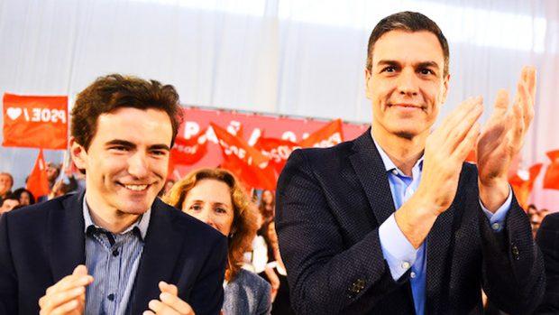 Pedro Casares, el socialista implicado en el fraude de las firmas falsificadas, al filo de la imputación.