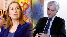 Ana Pastor y Adolfo Suárez Illana, diputados del PP.