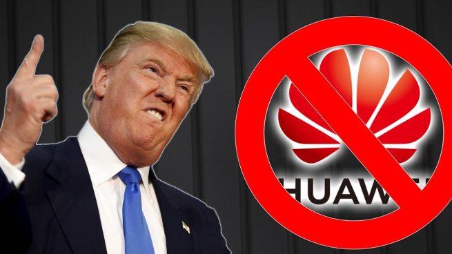 El Gobierno de EEUU rectifica y rebaja algunas restricciones impuestas a la china Huawei