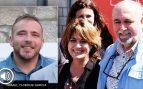 El candidato del PSOE de San Lorenzo de El Escorial, Miguel Ángel Hontoria, dice que la víctima de la paliza es