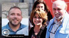 El candidato del PSOE de San Lorenzo de El Escorial, Miguel Ángel Hontoria, dice que la víctima de la paliza es «un morito»