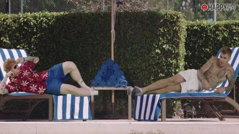 Justin Bieber aparece en Pamplona en su nuevo videoclip