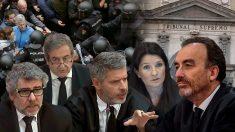 Marchena se reúne con las partes del juicio
