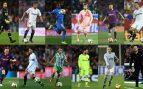 Cuatro del Barcelona, uno del Atlético y ninguno del Madrid en el once ideal de la UEFA para la Liga