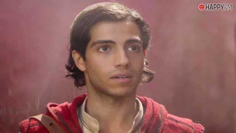 Mena Massoud protagonista de 'Aladdin'