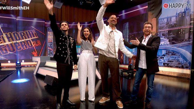 'El Hormiguero' celebra 2.000 programas con Will Smith y con un récord histórico de audiencia