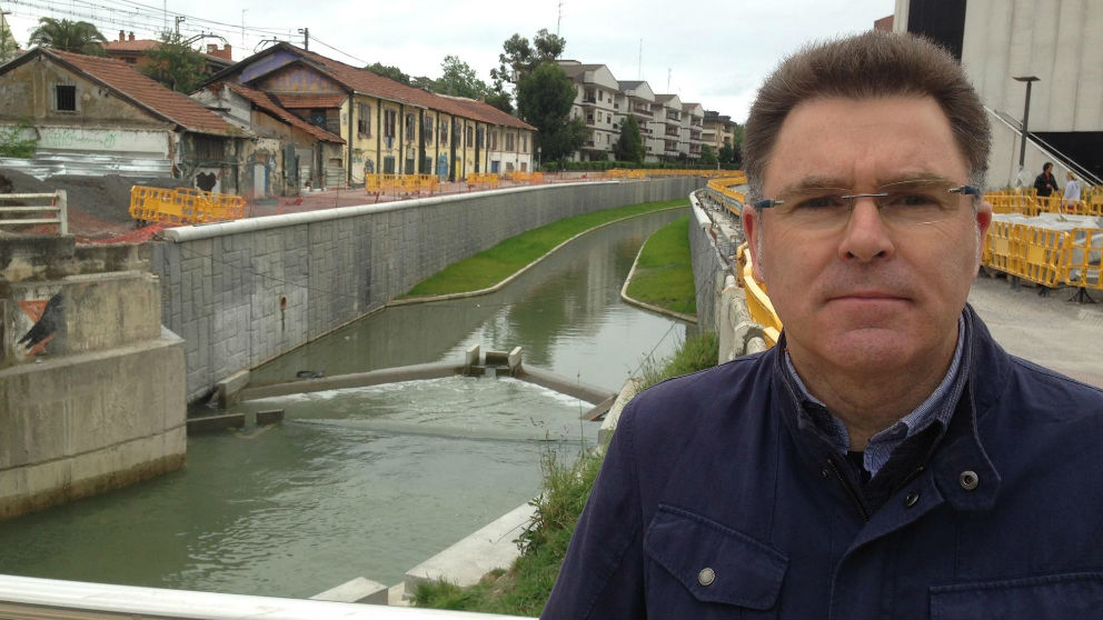 Imanol Landa. Foto: Europa Press