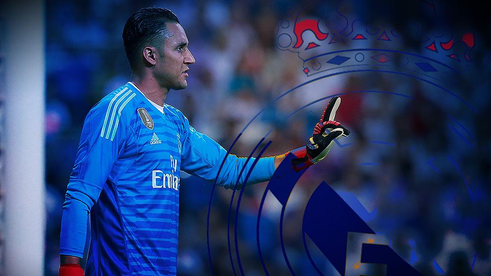 Keylor Navas quiere irse del Real Madrid.