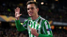 El Atlético piensa en Lo Celso para suplir a Griezmann. (AFP)