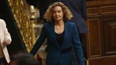 Meritxell Batet nueva presidenta del Congreso. Foto: Europa Press