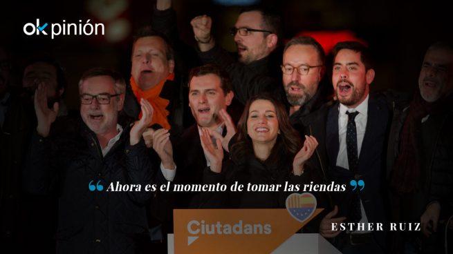 Ciudadanos y un modelo de libertad para Madrid
