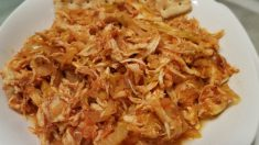 Receta de carne polaca de pollo casera
