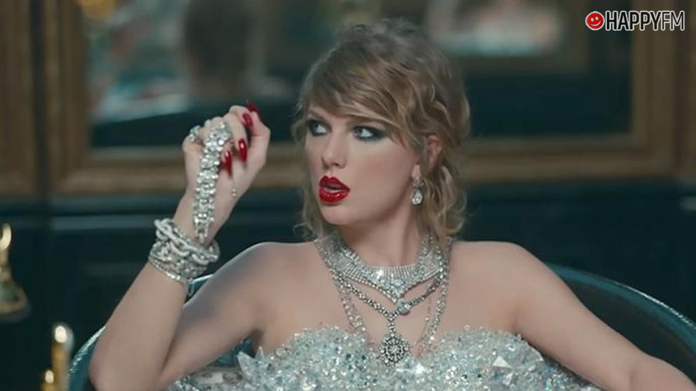 Taylor Swift, en 'Look What You Made Me Do'