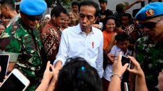 Joko Widodo (AFP)